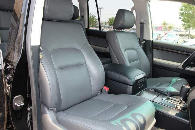 2009 Toyota Land Cruiser V8 5.7L for sale