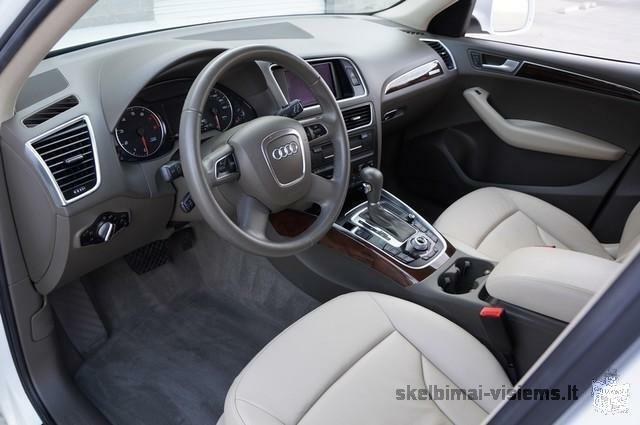 2010 Audi Q5 Quattro Premium Plus 3.2