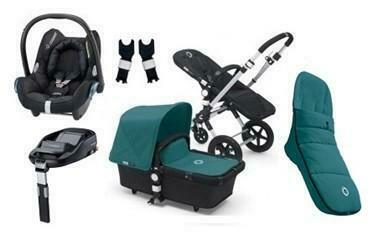 2014 Bugaboo Cameleon 3 Cabriofix Package
