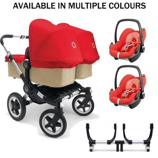2014 Bugaboo Donkey Twin Travel System