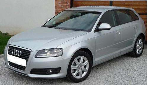 Audi A3 Diesel surperbe and CT is OK