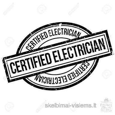 Master Electrician retired