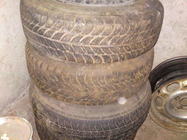 Sale molded wheels R13