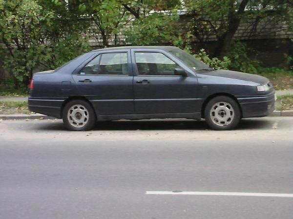 Seat Toledo, 2.0 liter, hatchback