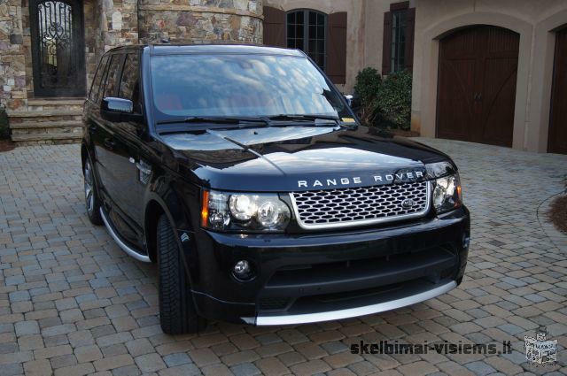 Selling my 2012 Range Rover Sport $17000