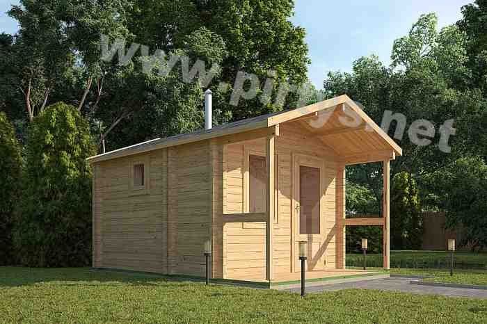 The best sauna equipment and construction in Lithuania