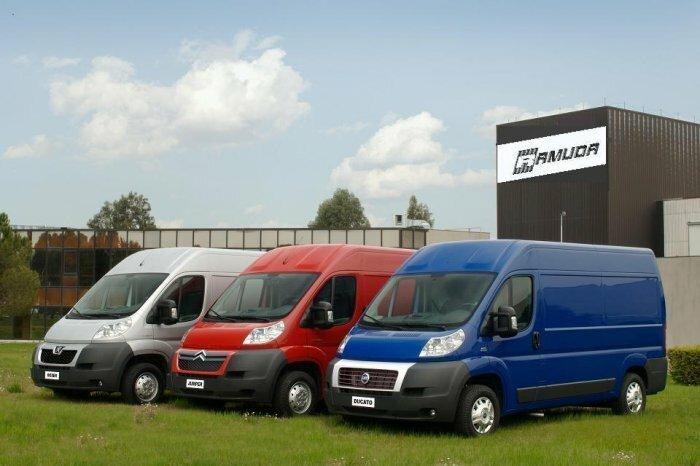 We sell cargo vans
