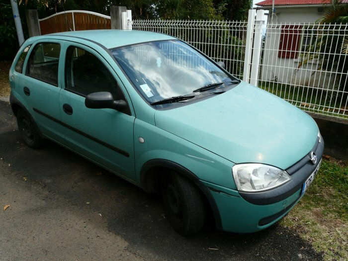 used car opel corsa