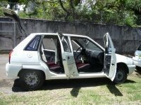 vends car citroen Ax 138000km, year 1993