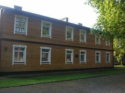Appartement à louer dans le centre de Palanga