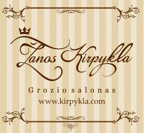 "Salon de beauté à Klaipeda ""salon de coiffure Jeanne"""