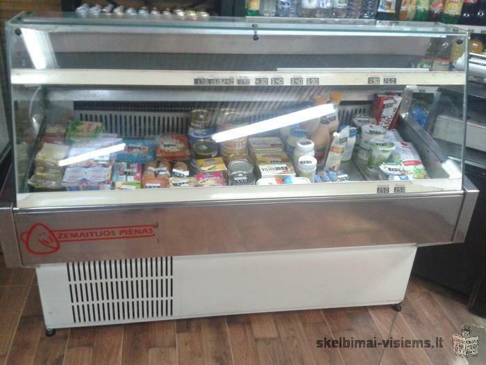 Šaldytuvas - vitrina