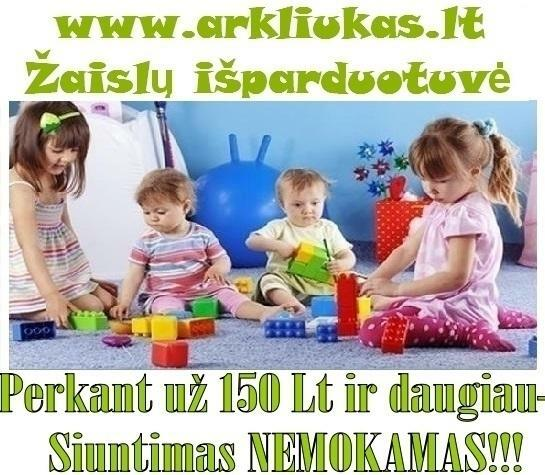 Žaislų išparduotuvė