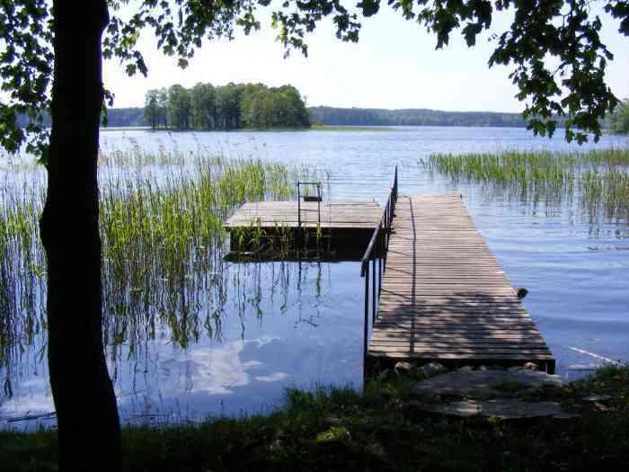 Žvejyba ir Poilsis prie ezero – SEIMOMS. 3 M. iki KRANTO