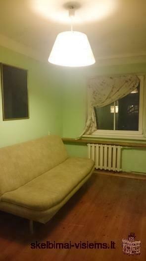 2 kambariu butas ilgalaikei nuomai