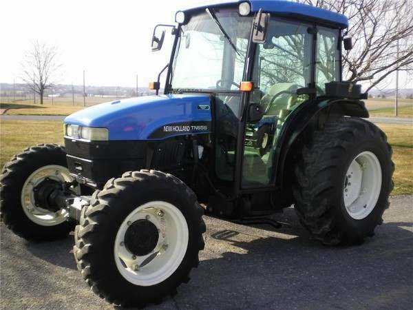 2001 New Holland TN65S
