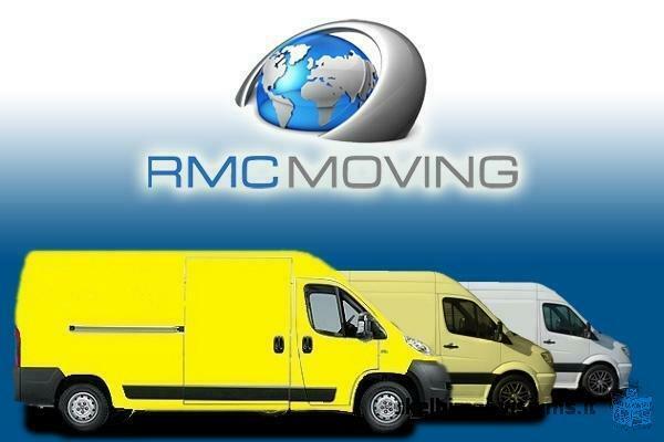35lt-val perkraustymas, krovinių pervežimas, krovėjai RMC MOVING