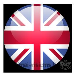 Anglų k. mokymas privačiai