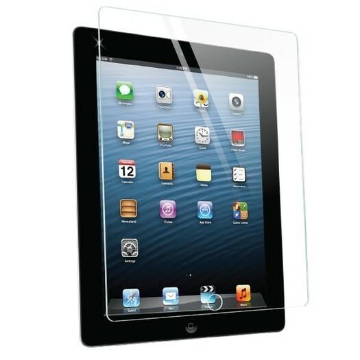 Apple iPad plėvelės, apsauginiai stikliukai