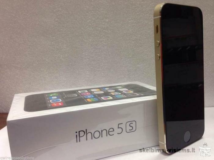 Apple iPhone 4G LTE 5S atrakinta Telefonas (SIM Free)