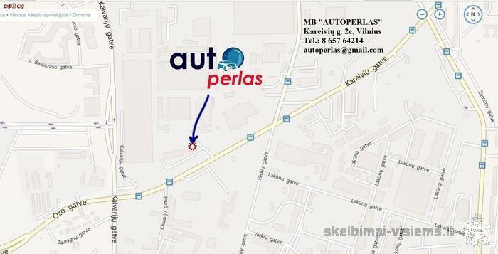 Automobilio plovimas, dugno plovimas, variklio plovimas Vilniuje