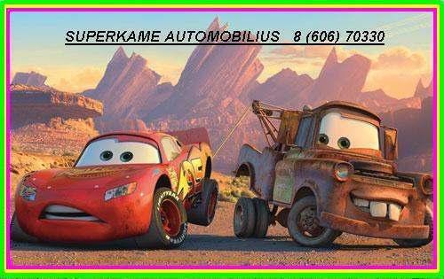 Automobiliu supirkimas 8 (606) 70330