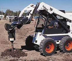 Bobcat s250 nuoma su operatoriumi