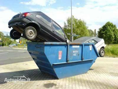 Brangiai superkame automobilius.
