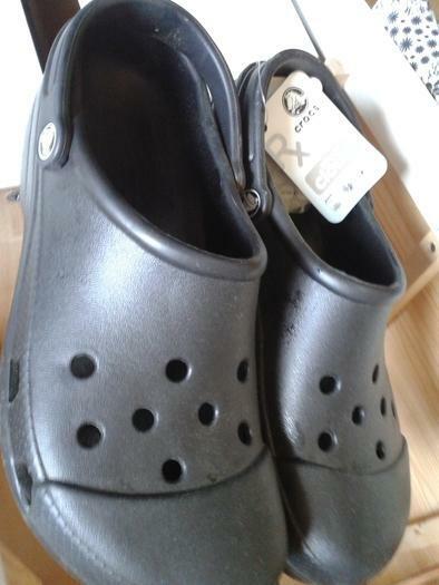 Crocs juodi 44