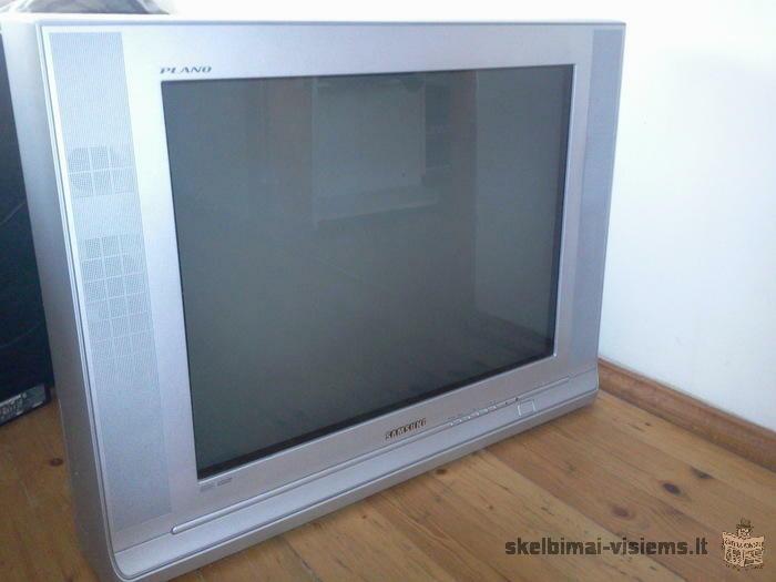 Dovanoju televizoriu