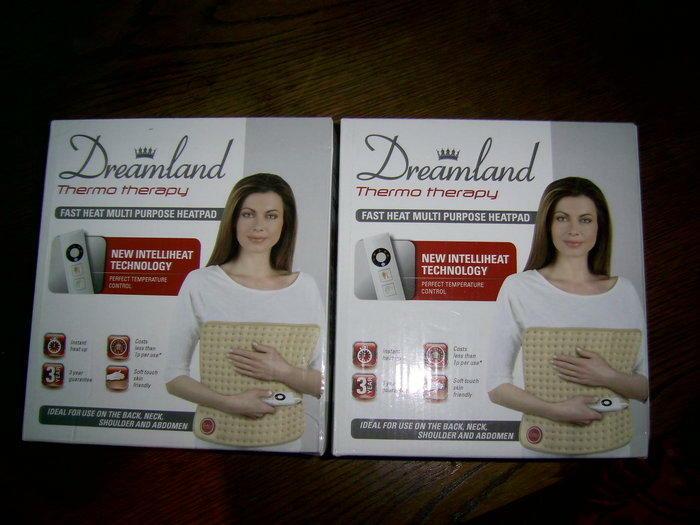 Dreamland Termo terapija Šilumos Pad