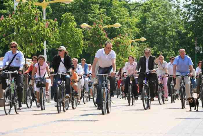 Dviračių, velomobilių nuoma PALANGOJE