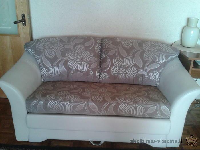 Dvivietė sofa-lova Lotė
