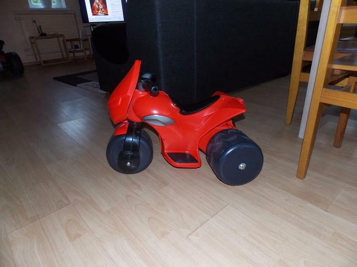 Elektrinis matocikliukas