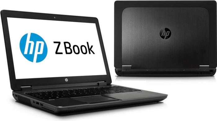 Galingas HP ZBook 15 G3 nešiojamas kompiuteris