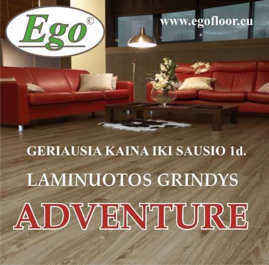 Geriausios laminuotų grindų kainos - Ego Floor