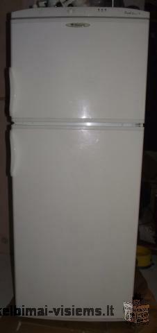 """Geros būklės naudotas šaldytuvas """"Hansa"""" Plačiau: https:/parduoduperku.lt/geros-bukles-naudotas-sa"""