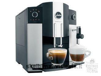 Greitas ir kokybiskas kavos aparatu remontas Jura, Saeco, Delonghi.