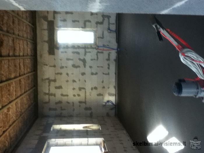 Grindu betonavimas geros kainos vokiska iranga