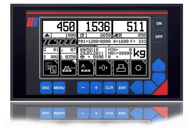 Hidraulinė svėrimo sistema TC2000