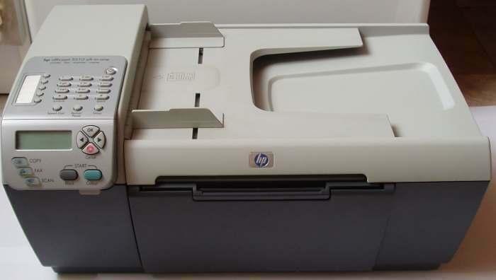 Hp officejet 5510 spausdintuvas