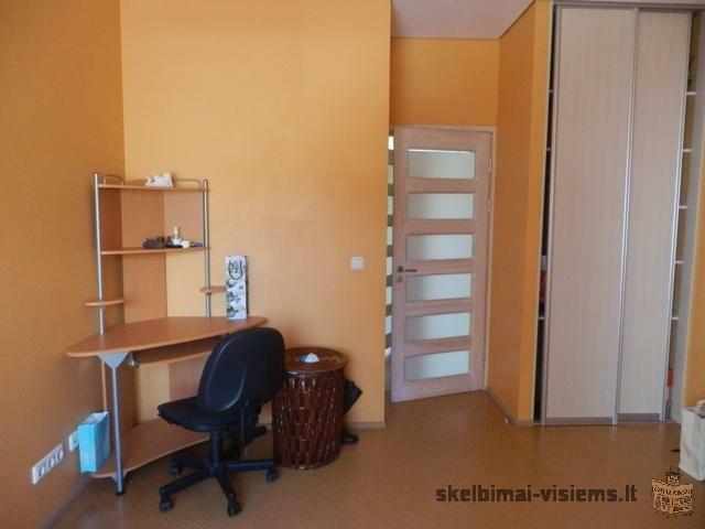 Išnuomojamas puikiai įrengtas 2 kambarių butas naujos statybos name