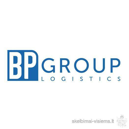 IEŠKOME CE KATEGORIJOS VAIRUOTOJŲ - BP Group Logistics®