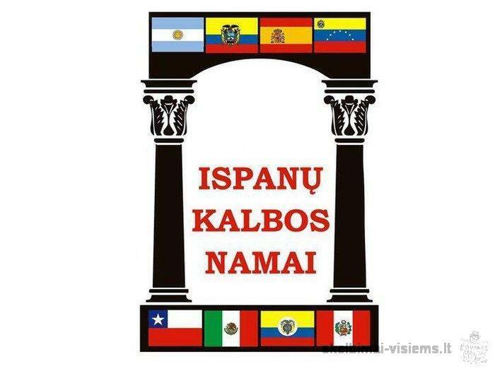 Ispanų kalbos kursai Vilniuje