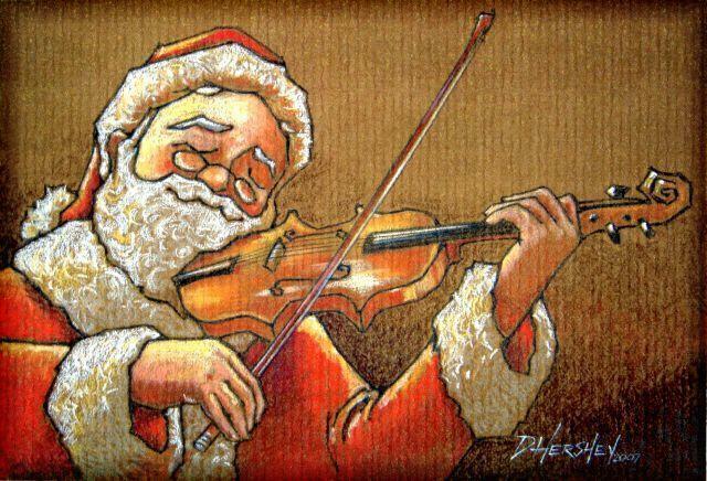 Kalėdinis muzikinis siurprizas