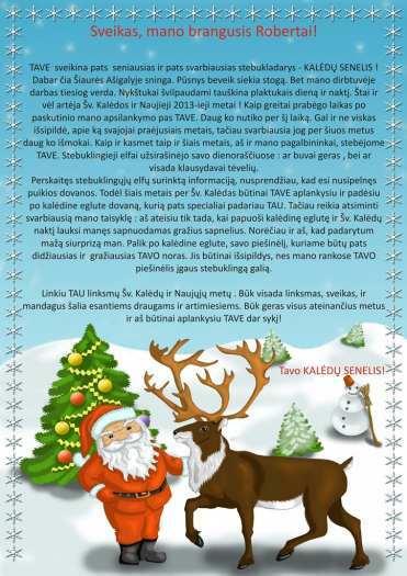 Kalėdinis paštas