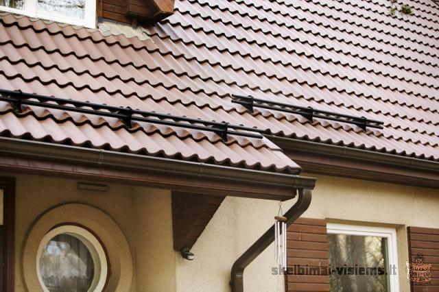 Kokybiški stogo darbai