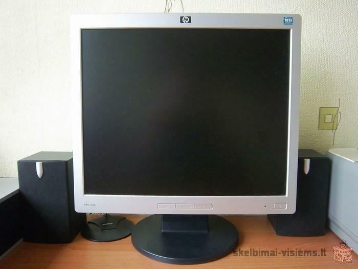 "LCD 17"" monitorius HP L1706"