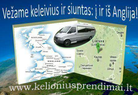 Lietuva- Anglija-Lietuva 868346266