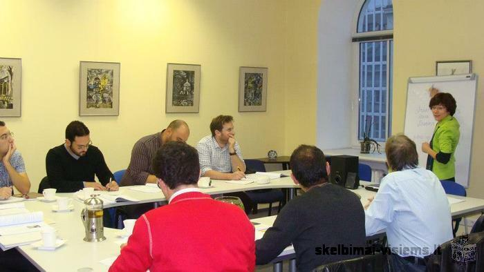 Lietuvių kalbos kursai mokantiems užsieniečiams